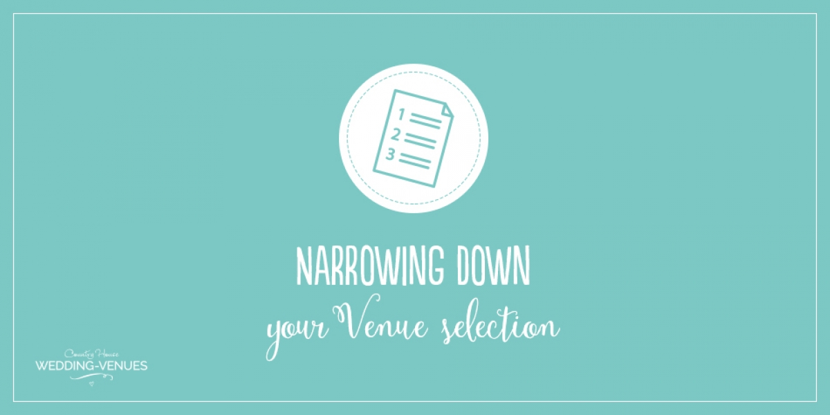 Wedding Planning Tips: Narrowing Down Your Venue Selection | CHWV