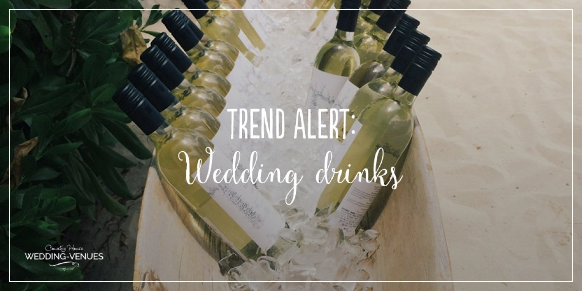 Trend Alert – Summer Inspiration for The Perfect Wedding Drinks Reception | CHWV