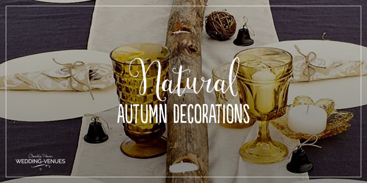 Picking the Perfect Natural Autumn Decorations | CHWV