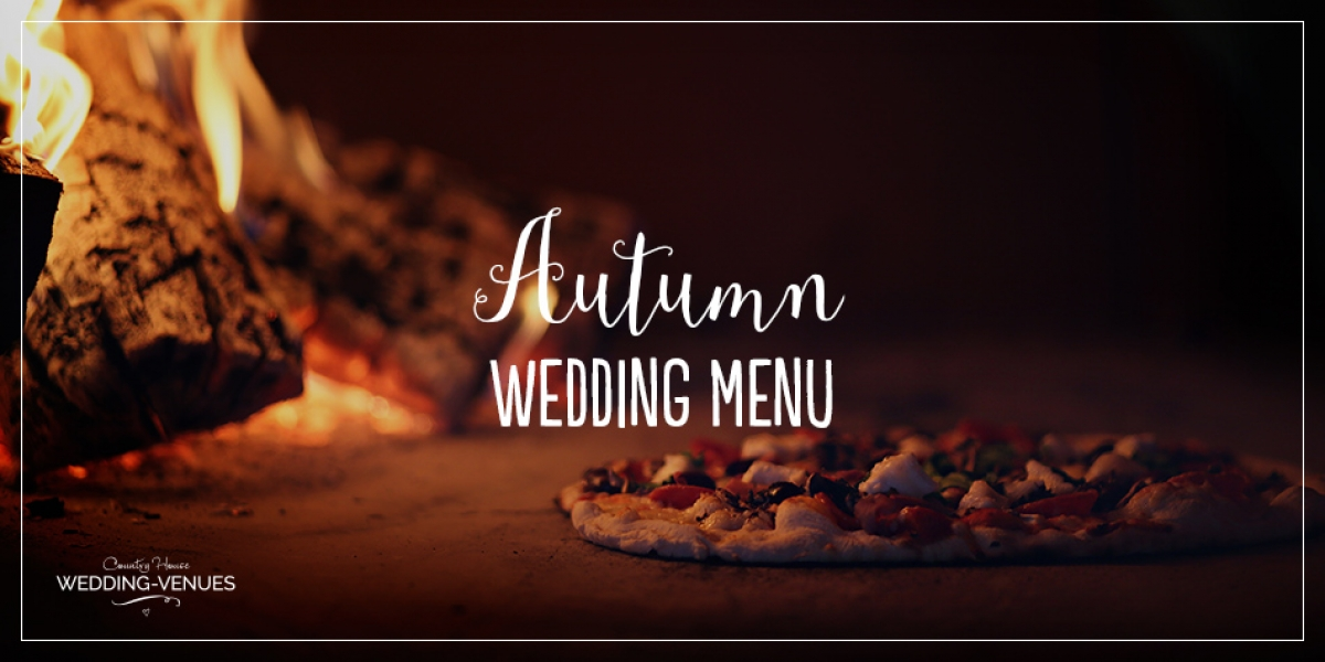 Planning the Most Delicious Autumn Wedding Menu | CHWV