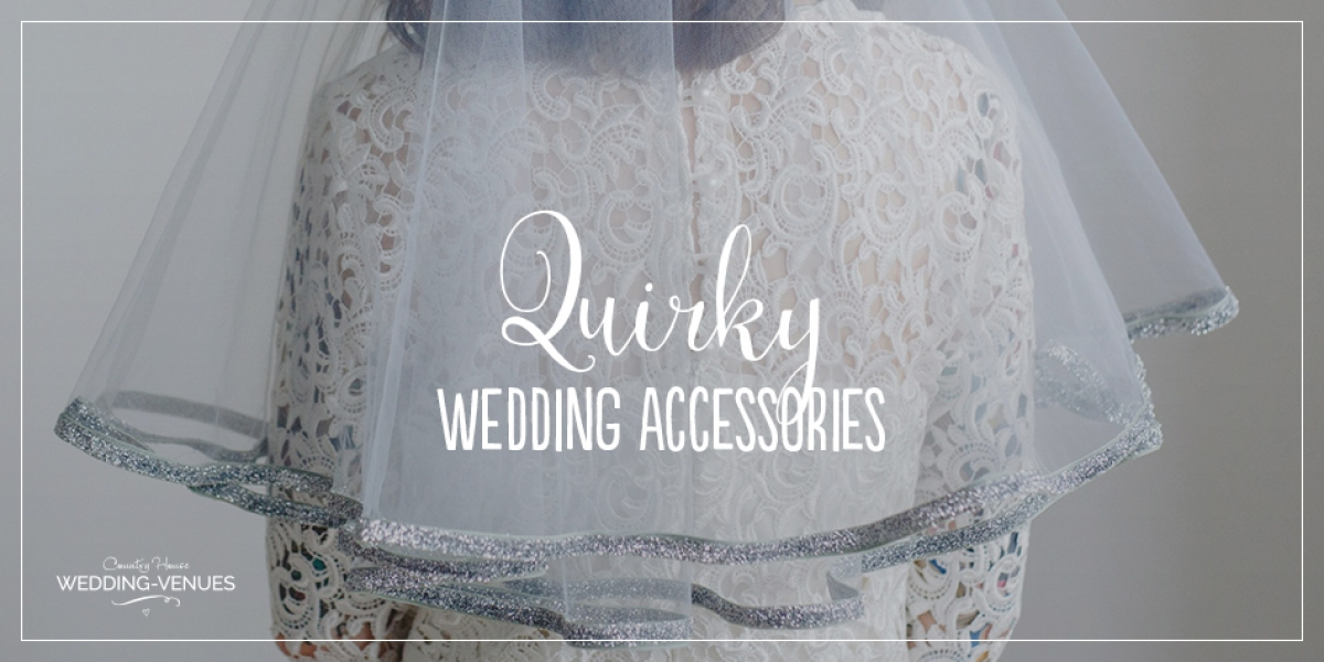 The Best Quirky Wedding Accessories To Really Stand Out | CHWV