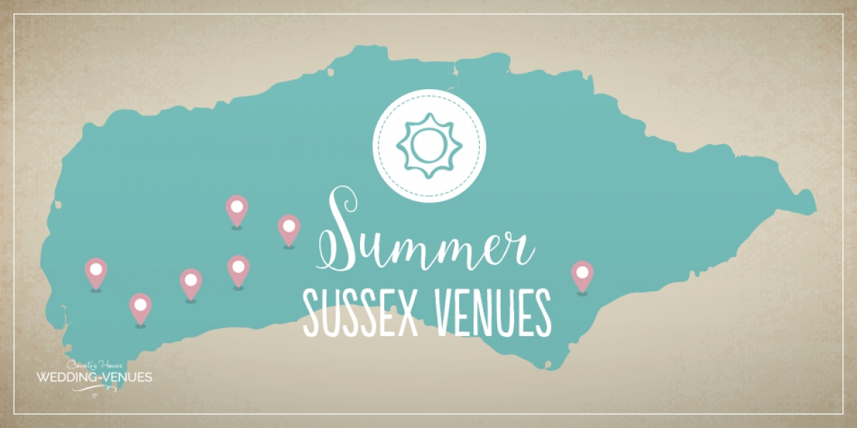 7 Summer Wedding Venues In Sussex | CHWV
