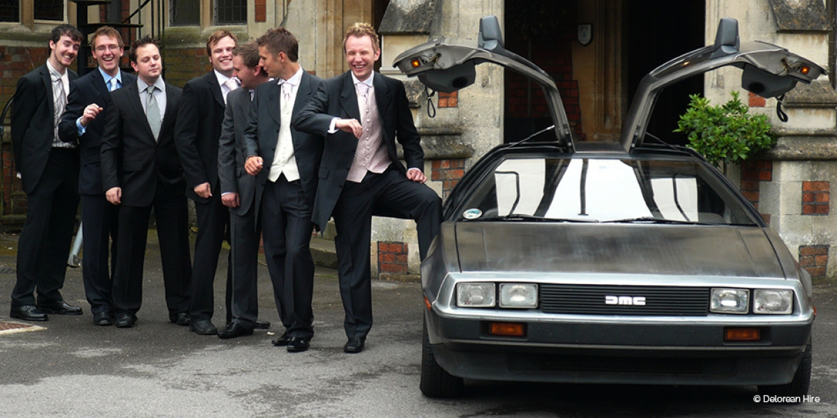 Awesome Wedding Cars for the Groom | CHWV