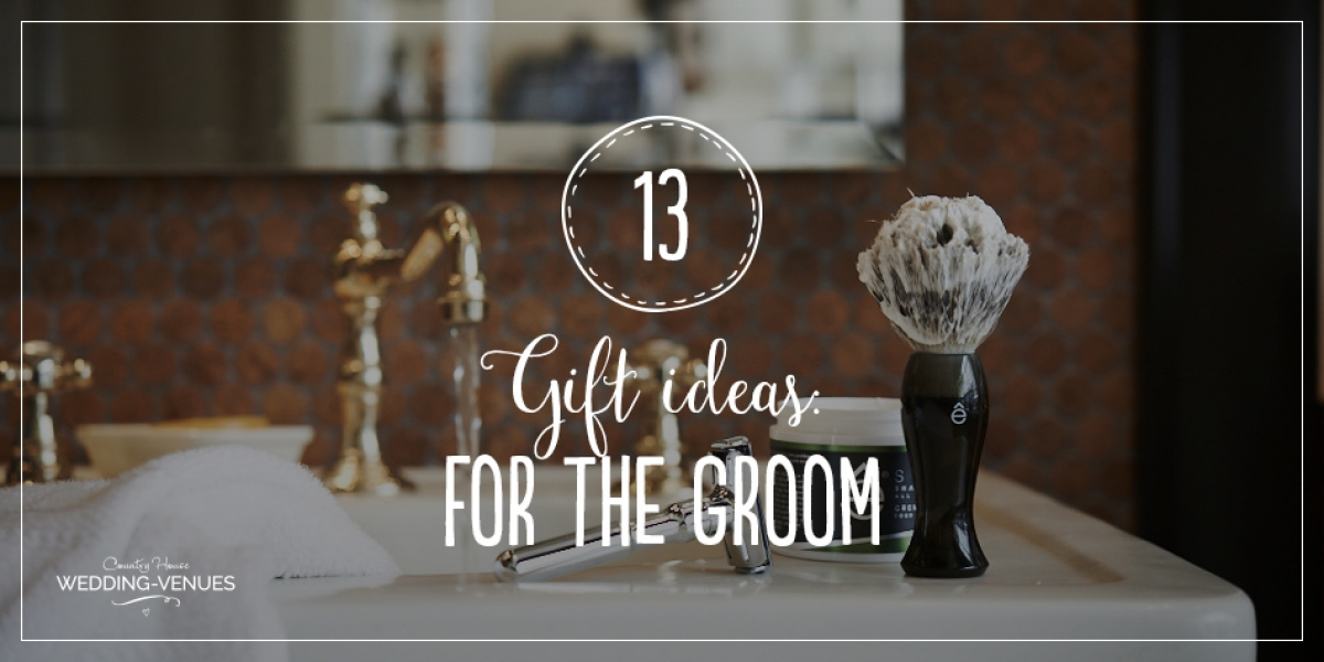 13 Wedding Gift Ideas: For the Groom | CHWV