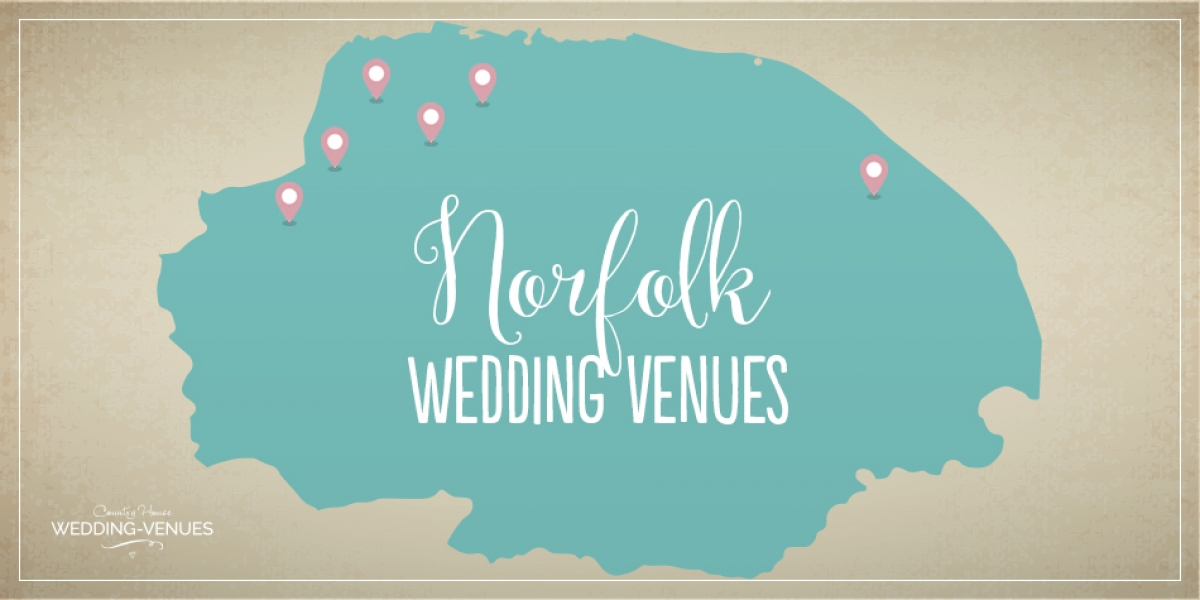 6 Wedding Venues In Norfolk You Won't Want To Miss | CHWV