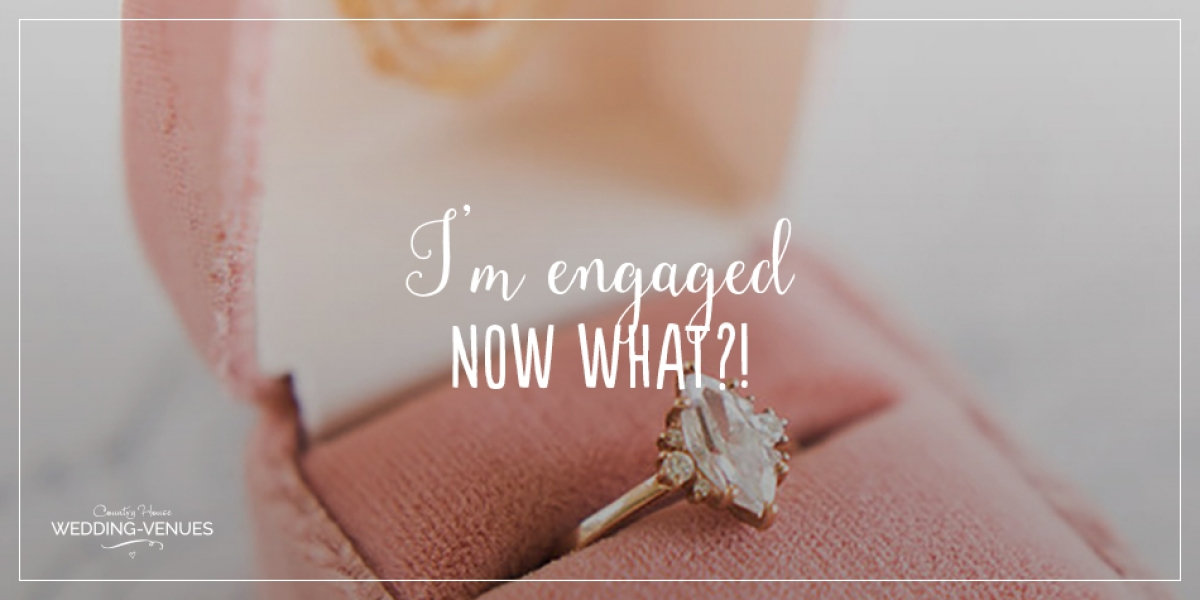 Where to Start Now I'm Engaged? | CHWV