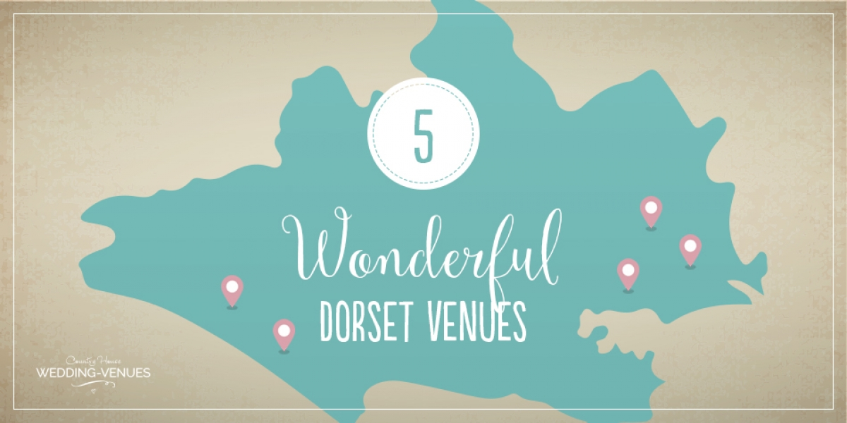 5 Wonderful Wedding Venues In Dorset | CHWV