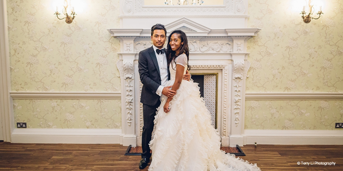 Angela And Praj's Handmade Wedding In London