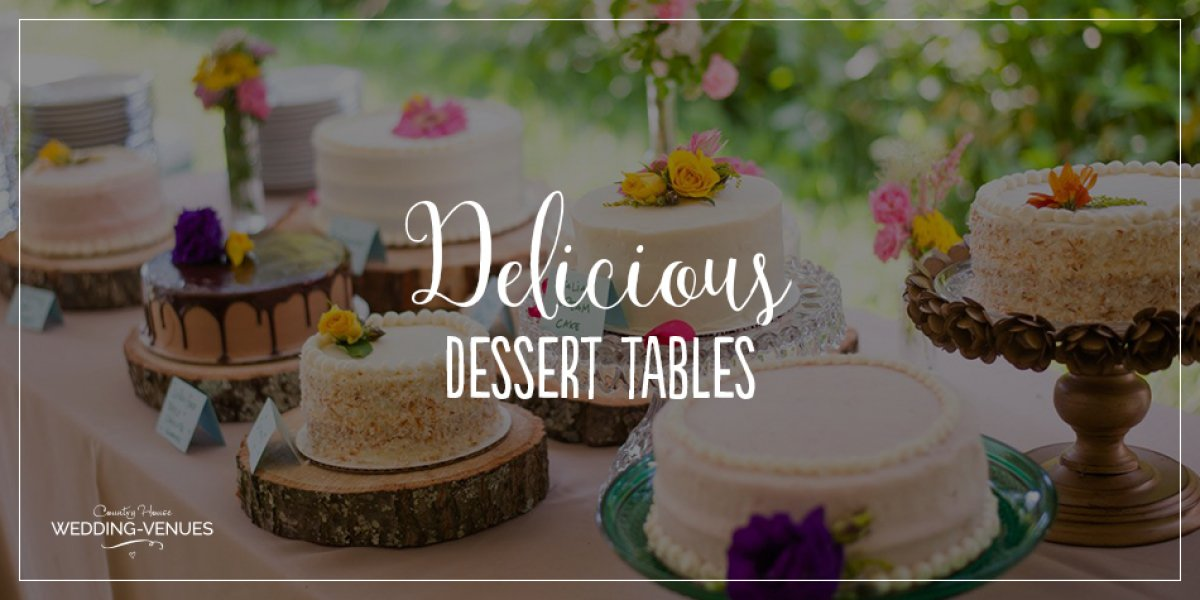 Delicious Dessert Tables You Have To See | CHWV