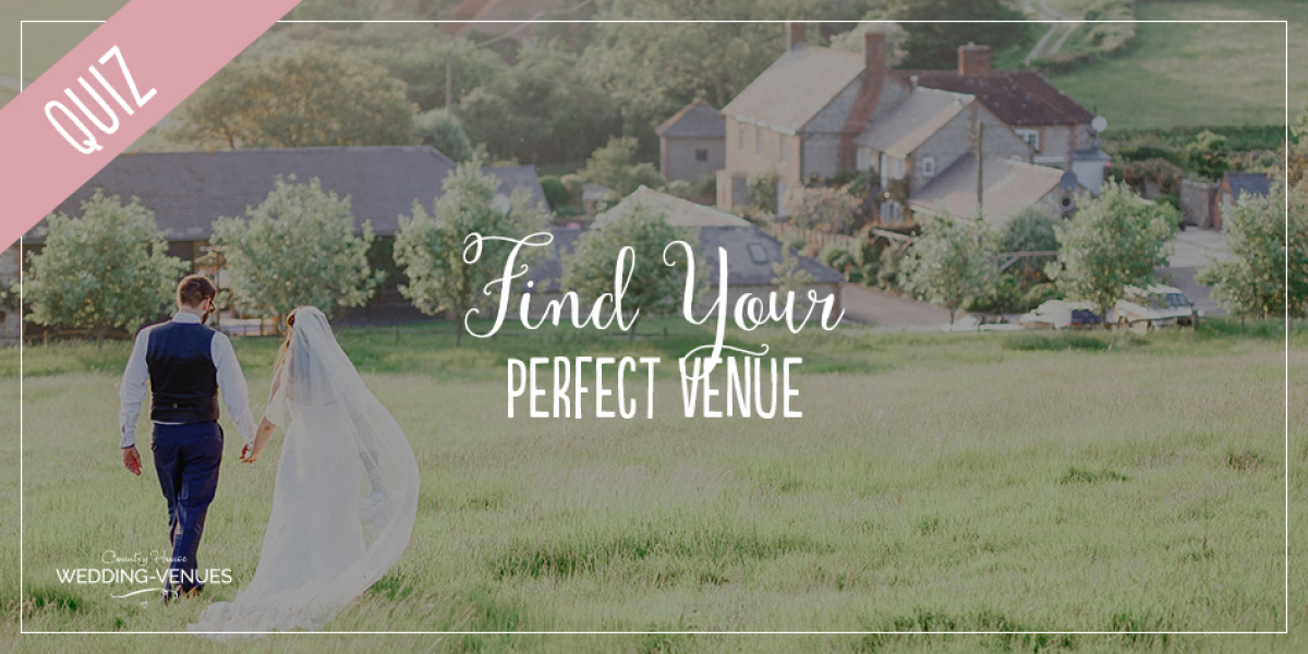 Quiz – Find Your Perfect Wedding Venue | CHWV