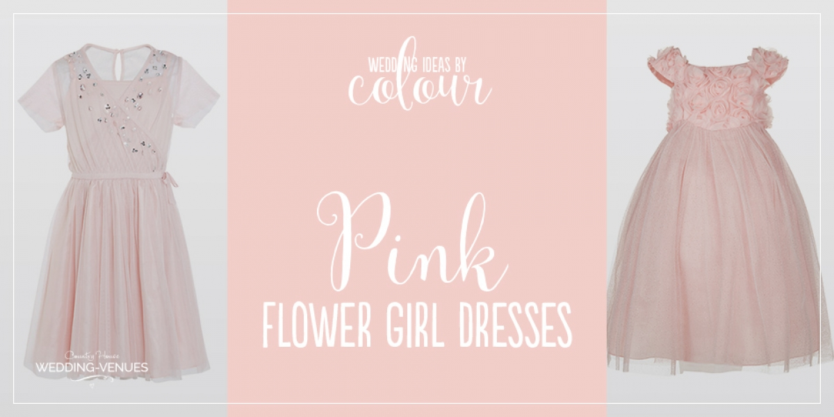 Wedding Ideas by Colour – Pink Flower Girl Dresses | CHWV