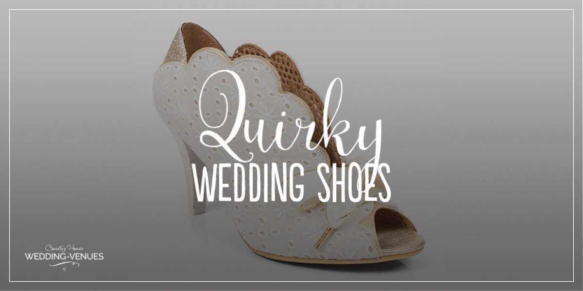 Quirky Wedding Shoes | CHWV