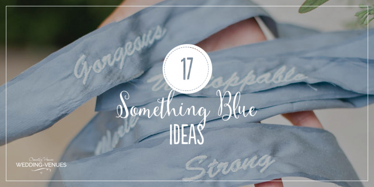 17 Something Blue Ideas | CHWV