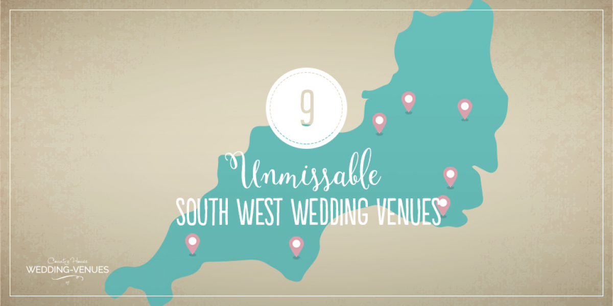 9 Unmissable South West Wedding Venues | CHWV