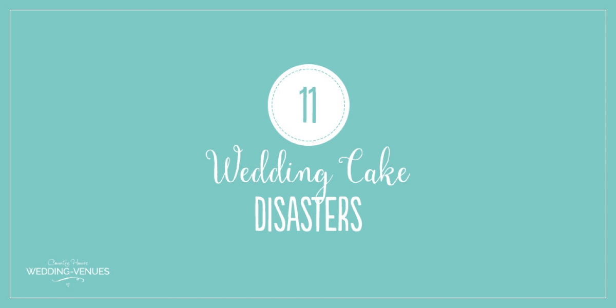 11 Wedding Cake Disasters | CHWV