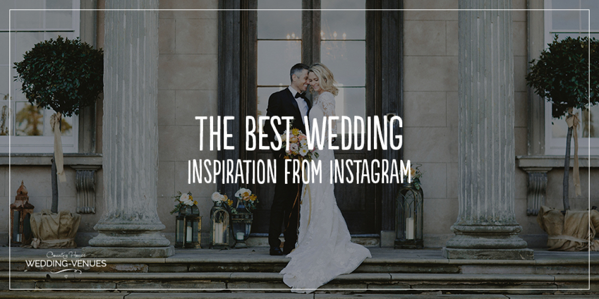 Get lots of inspiration by following these swoonworthy Instagram accounts