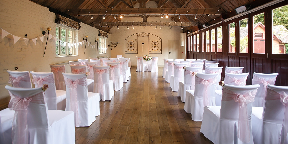 The Five Arrows wedding venue in Buckinghamshire - New years eve offer | CHWV