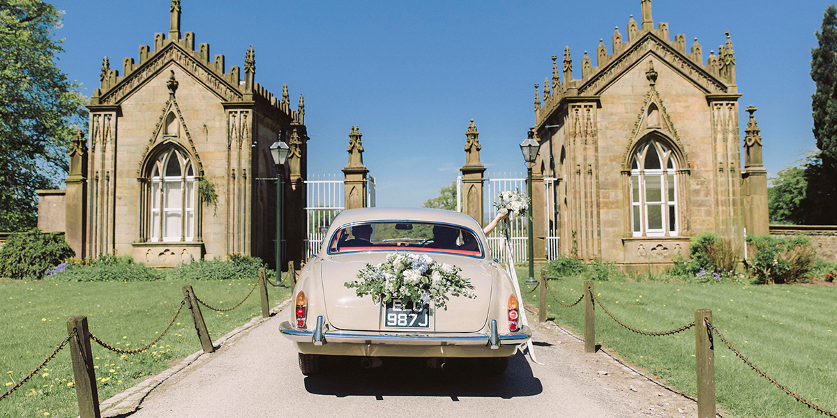 Gisburne Park wedding venue in Lancashire - Outdoor wedding showcase | CHWV