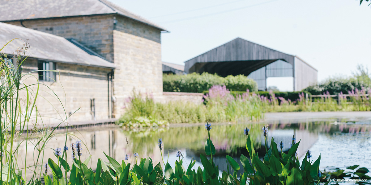 Hendall Manor Barn wedding venue in East Sussex - Last-minute offer | CHWV