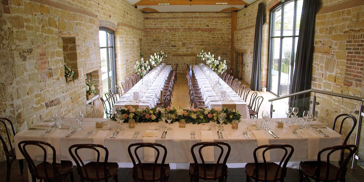 Hendall Manor Barn wedding venue in East Sussex - Winter offer | CHWV