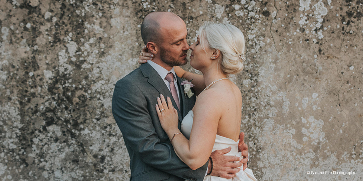 Real Wedding - Holly and Brendan's Romantic Spring Wedding at Swynford Manor | CHWV