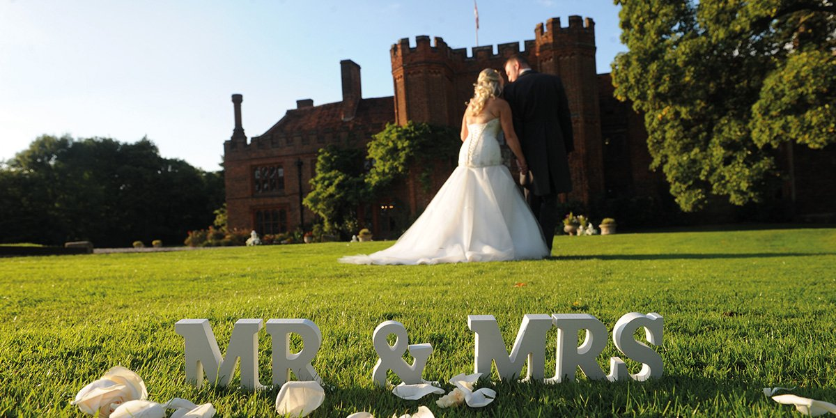 Leez Priory wedding venue in Essex - Late availability offer | CHWV