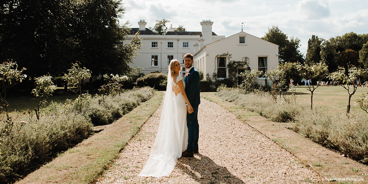 Morden Hall wedding venue in London - Wedding venue open event | CHWV