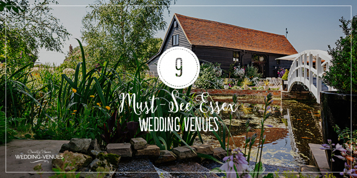 9 Must-See Essex Wedding Venues | CHWV