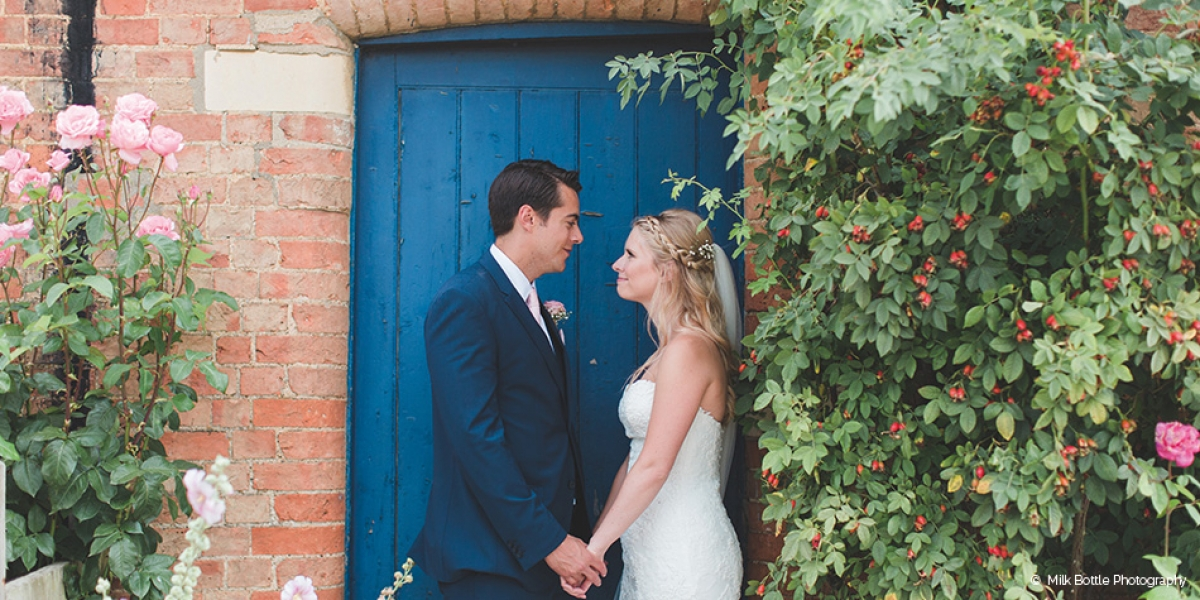 Nicole and Peter's Summer Celebration at Bassmead Manor Barns | CHWV