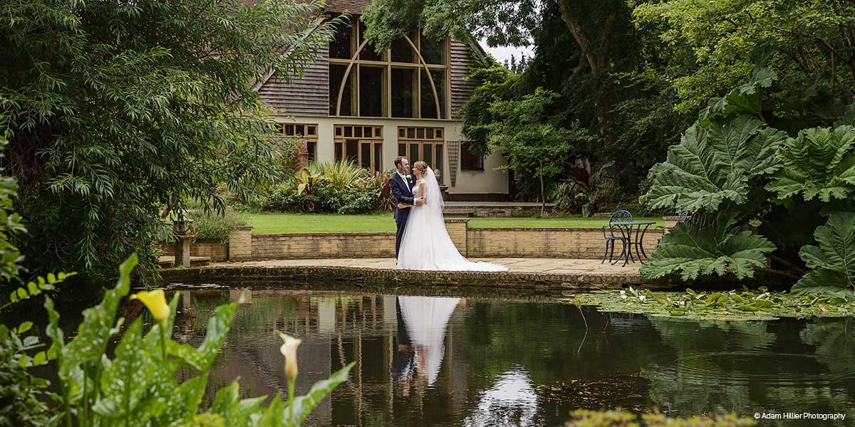 Rivervale Barn in Hampshire - 2018 Wedding Offer