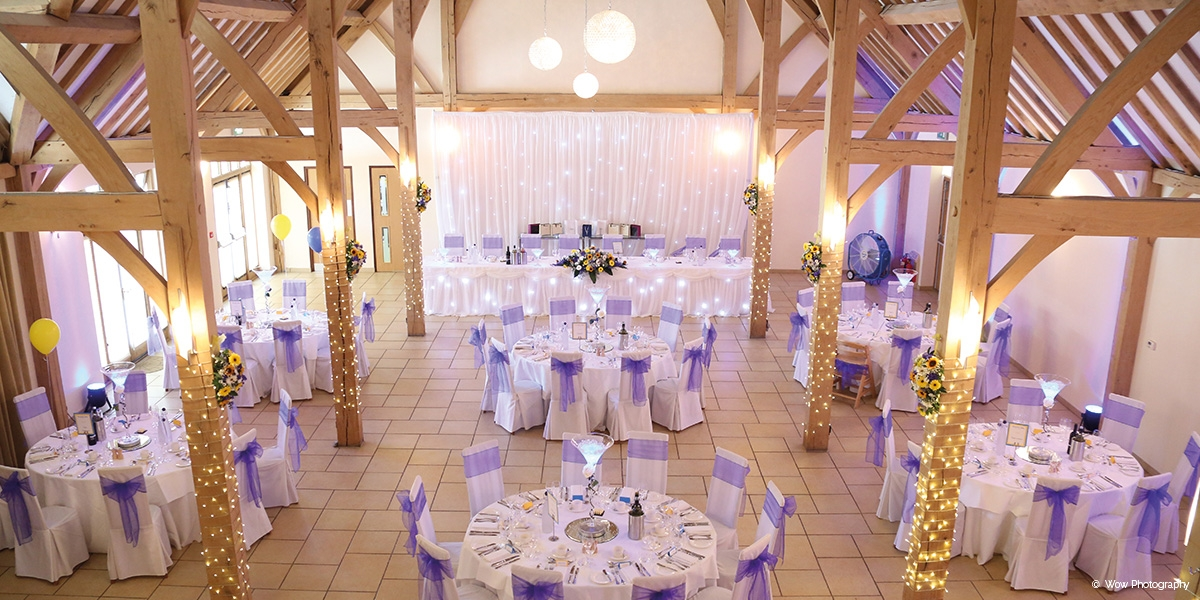 Rivervale Barn wedding venue in Hampshire - Special offer | CHWV