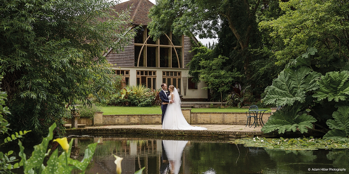 Rivervale Barn wedding venue in Hampshire - Late Availability | CHWV