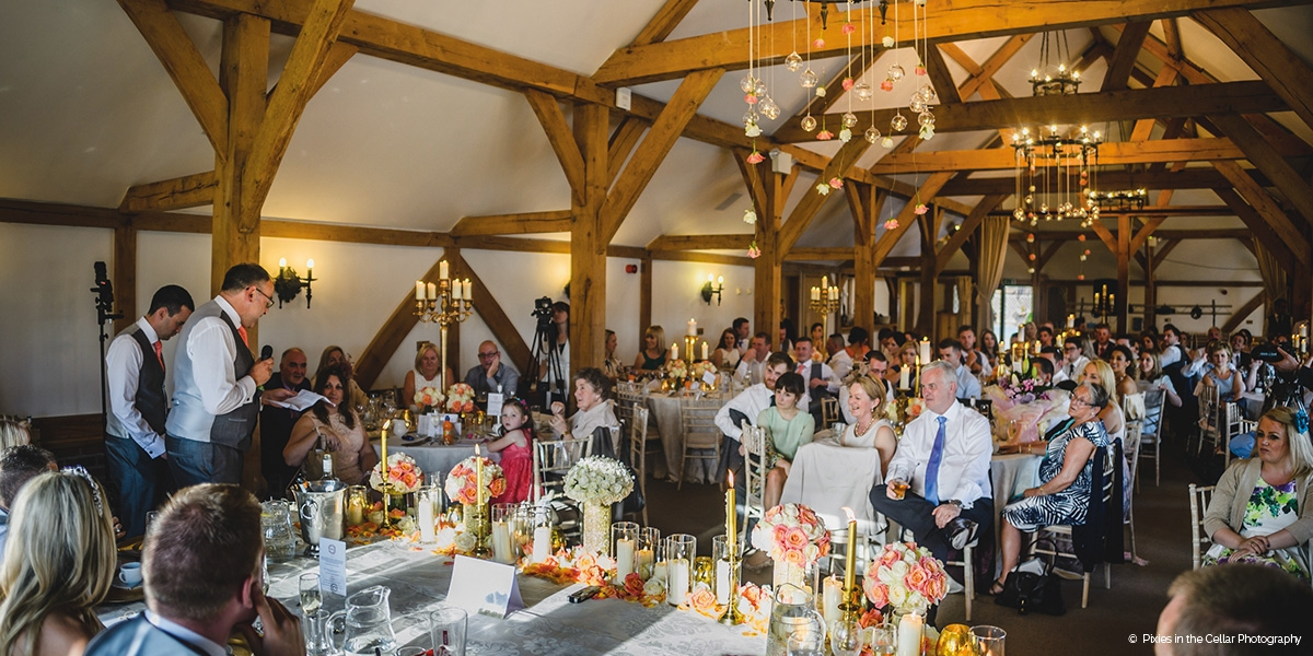 Sandhole Oak Barn wedding venue in Cheshire - Late Availability | CHWV