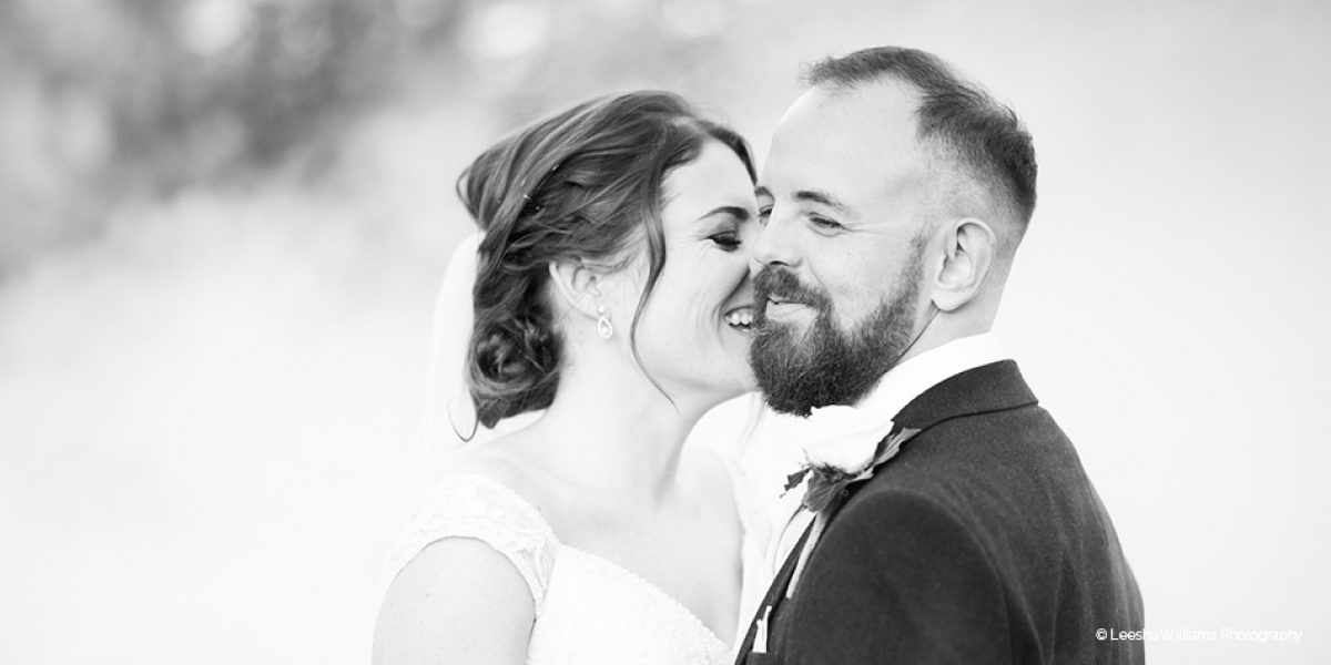 Real Wedding - Shelly and Gemmel's Fairytale Autumn Wedding at Morden Hall | CHWV
