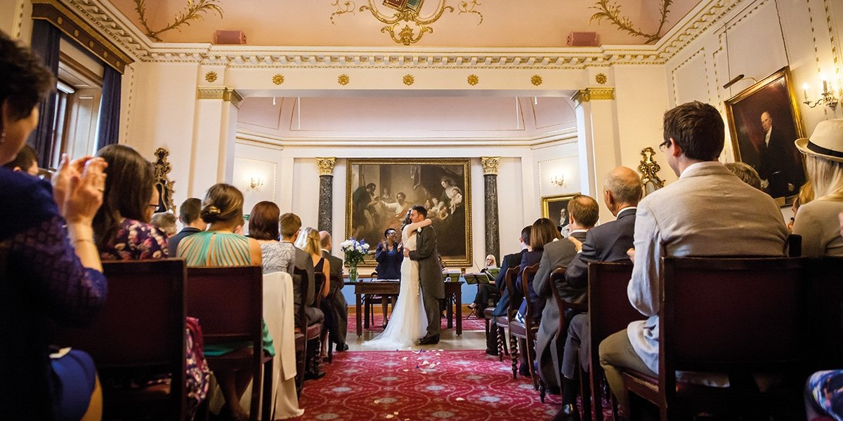 Stationers' Hall and Garden wedding venue in London - 2018 special offer | CHWV
