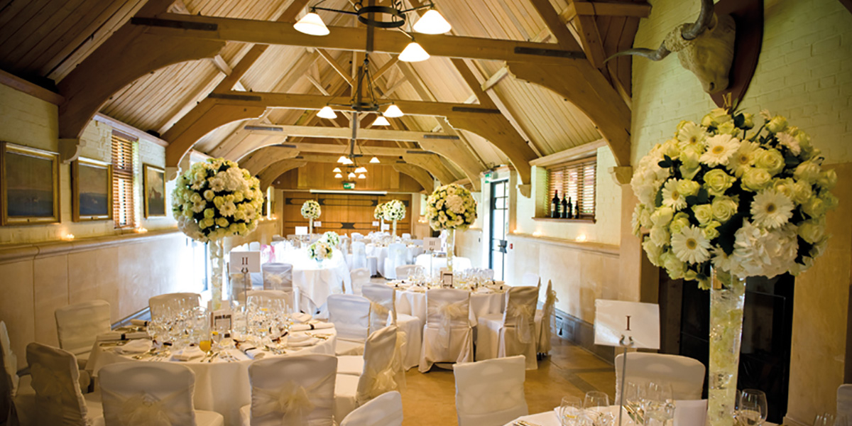 The Dairy, Waddesdon Manor wedding venue in Buckinghamshire - Open day | CHWV