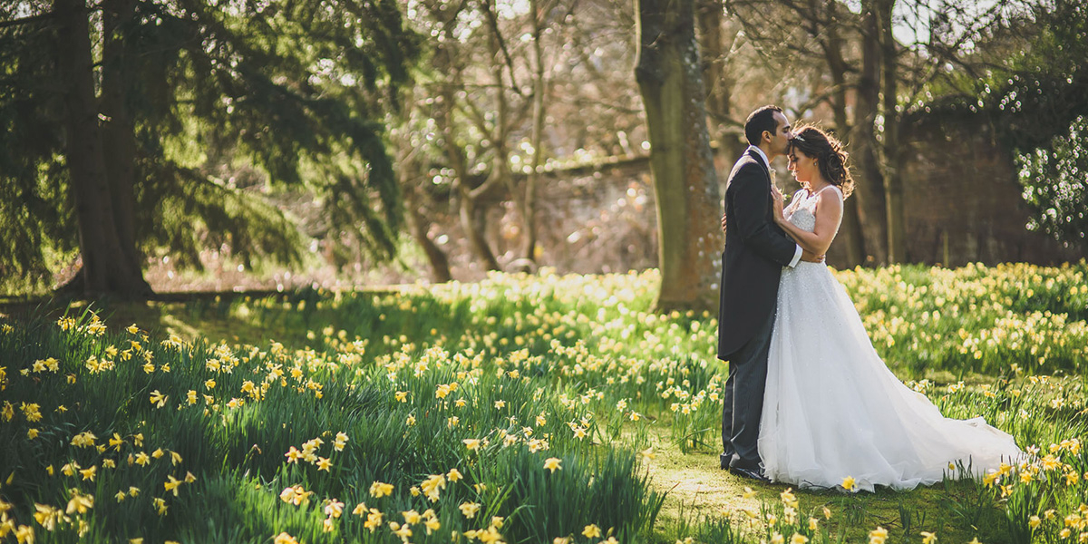 The Elvetham wedding venue in Hampshire - Spring wedding offer | CHWV