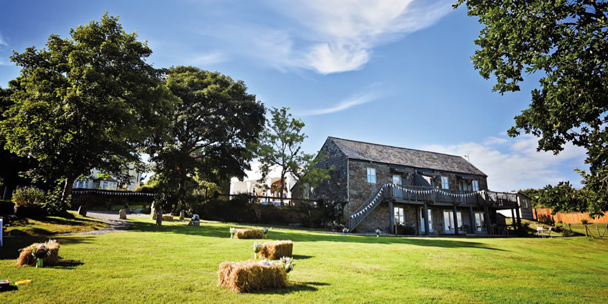 The Green wedding venue in Cornwall - Late offer | CHWV