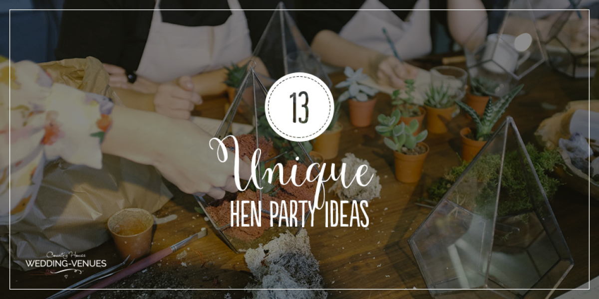 Unusual Hen Party Ideas Uk: 13 Unusual & Unique Hen Party Ideas To Remember