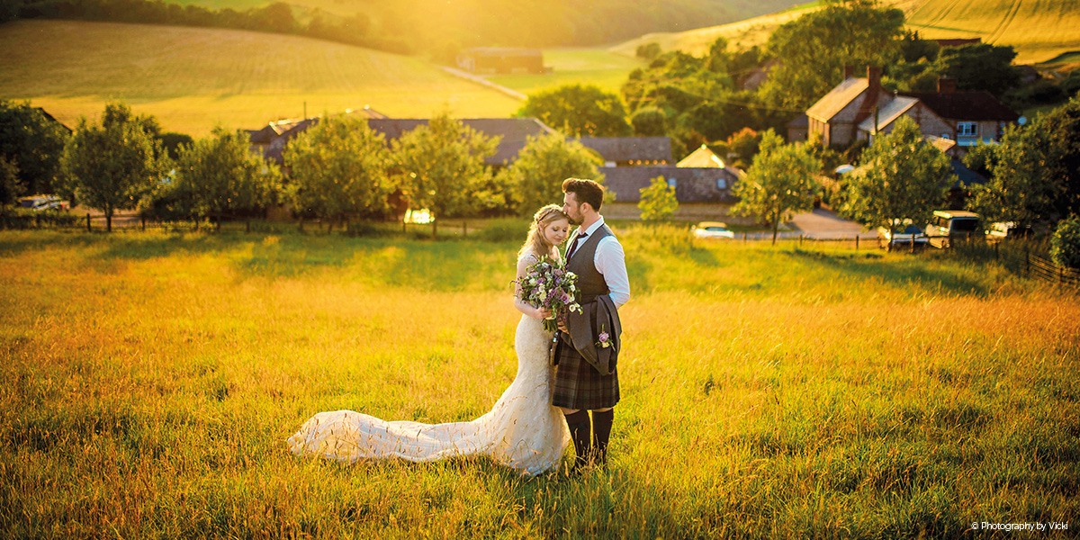Upwaltham Barns wedding venue in West Sussex - Wedding open evening | CHWV