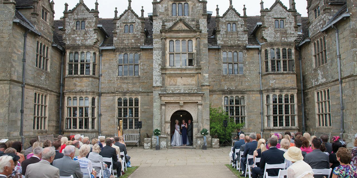 Wakehurst country house wedding venue in West Sussex - 2020 offer | CHWV