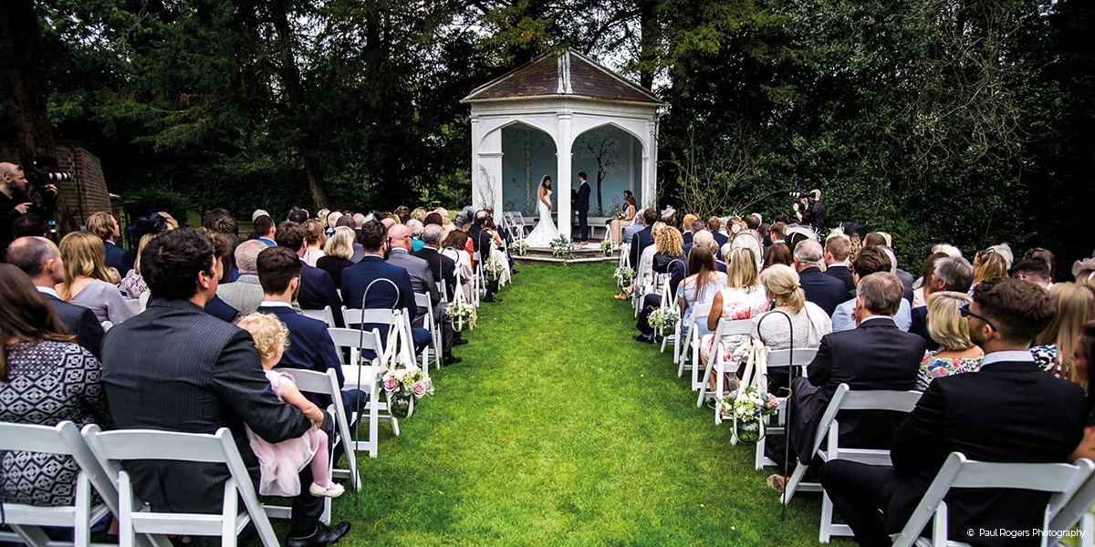 Wasing Park wedding venue in Berkshire - Late availability | CHWV