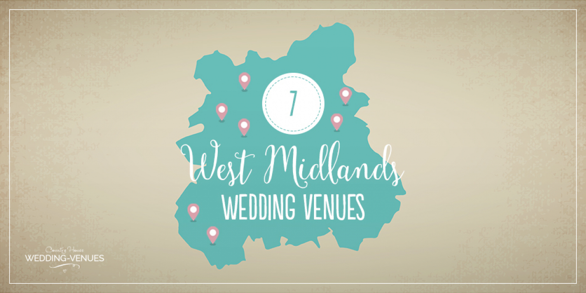 7 Stunning West Midlands Wedding Venues | CHWV