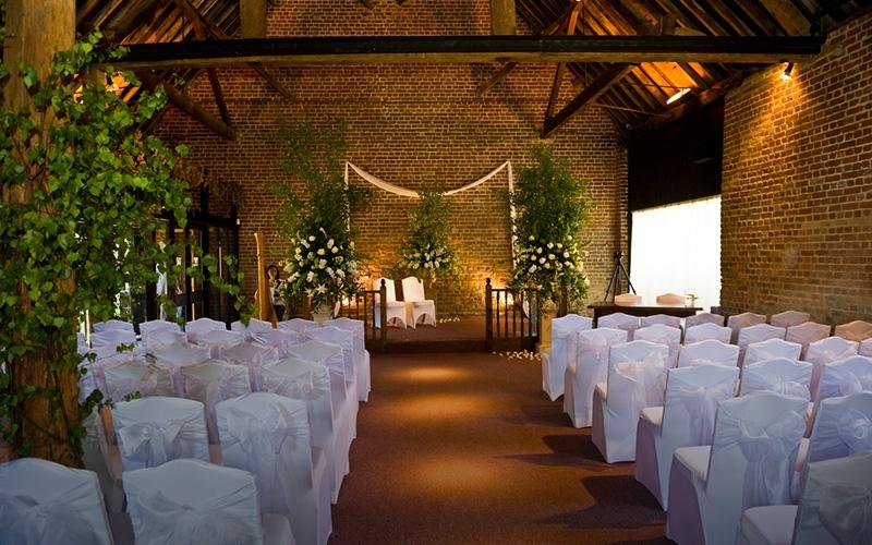 Barn Wedding Venue in Kent | Cooling Castle Barn | CHWV