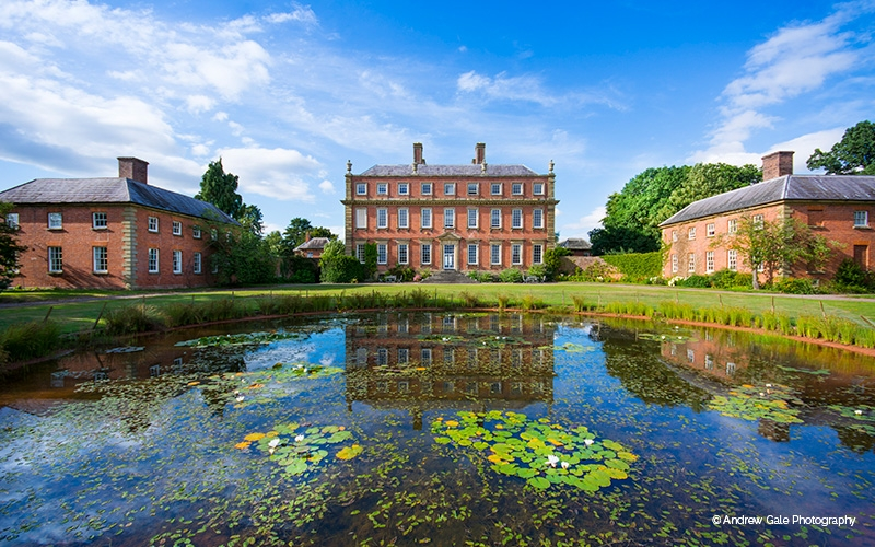 This country house is one of the finest wedding venues in Shropshire
