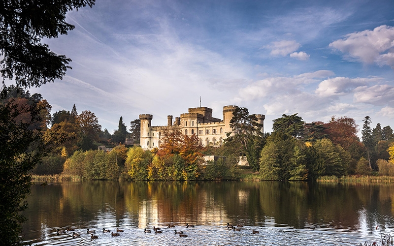 Eastnor Castle wedding venue in Herefordshire | CHWV