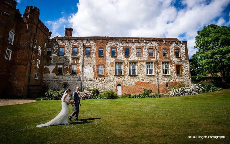 Castle Wedding Venues in Surrey | Farnham Castle | CHWV