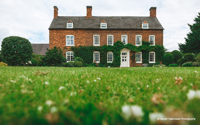 Alrewas Hayes country house wedding venue in Staffordshire | CHWV