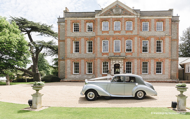 Ardington House wedding venue in Oxfordshire | CHWV