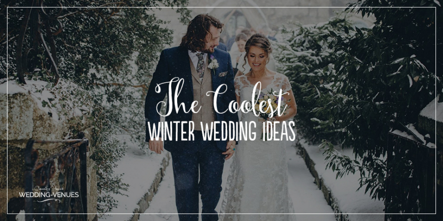 The Coolest Winter Wedding Ideas | CHWV